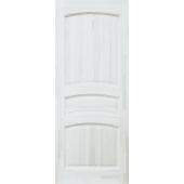 Межкомнатная дверь из массива сосны Модель №16 ДО, ДГ Cосна неокрашенная