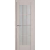 Межкомнатная дверь из экошпона 102 X