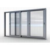 Балконные алюминиевые рамы PROVEDAL