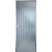 Стеклянная межкомнатная дверь Ребекка Illusion