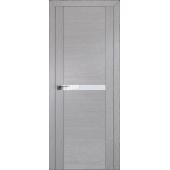 Межкомнатная дверь из экошпона 2.01 XN